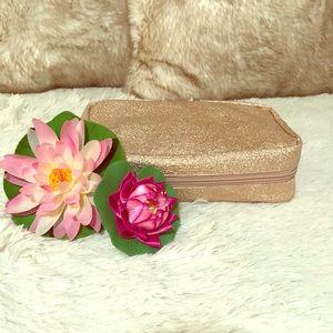 Makeup bag rose pink, New